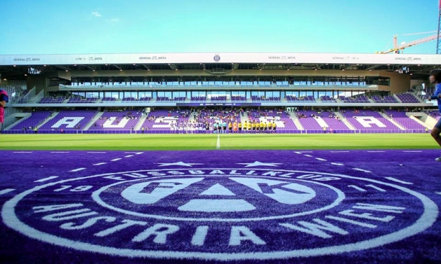 A win for Austria Wien